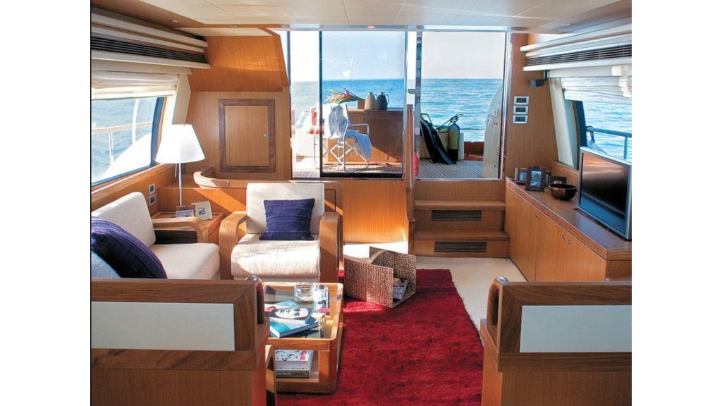 Ferretti Altura Motor Yacht-master