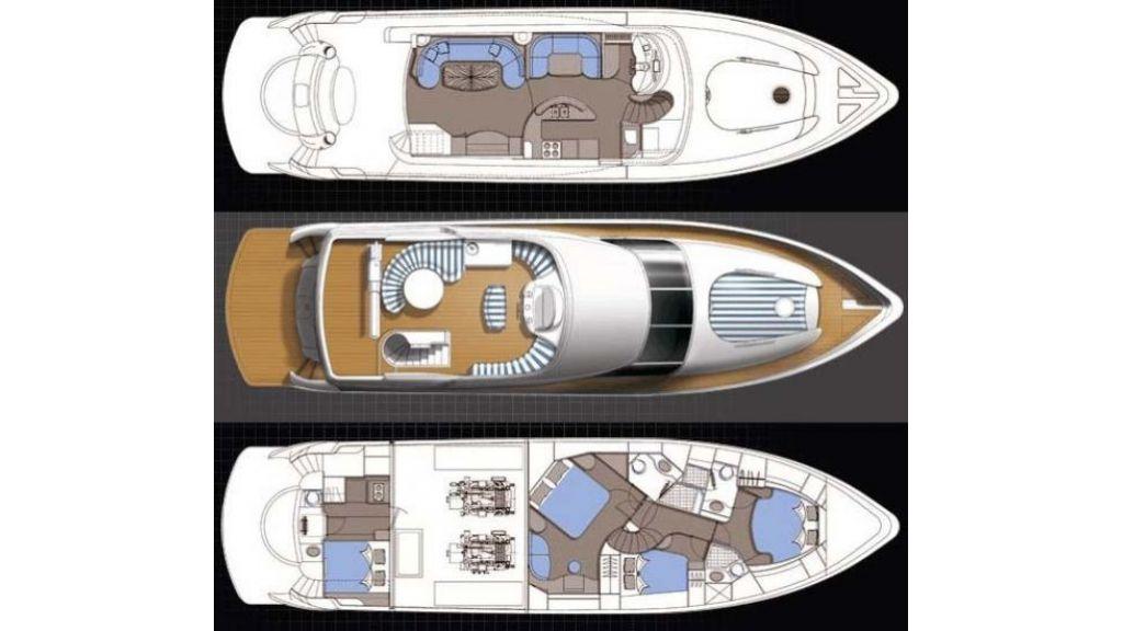 Mira Mare Luxury Motor Yacht (18)