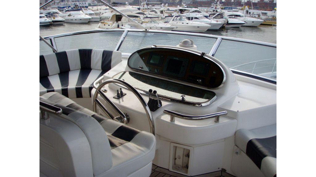 mira mare luxury motor yacht