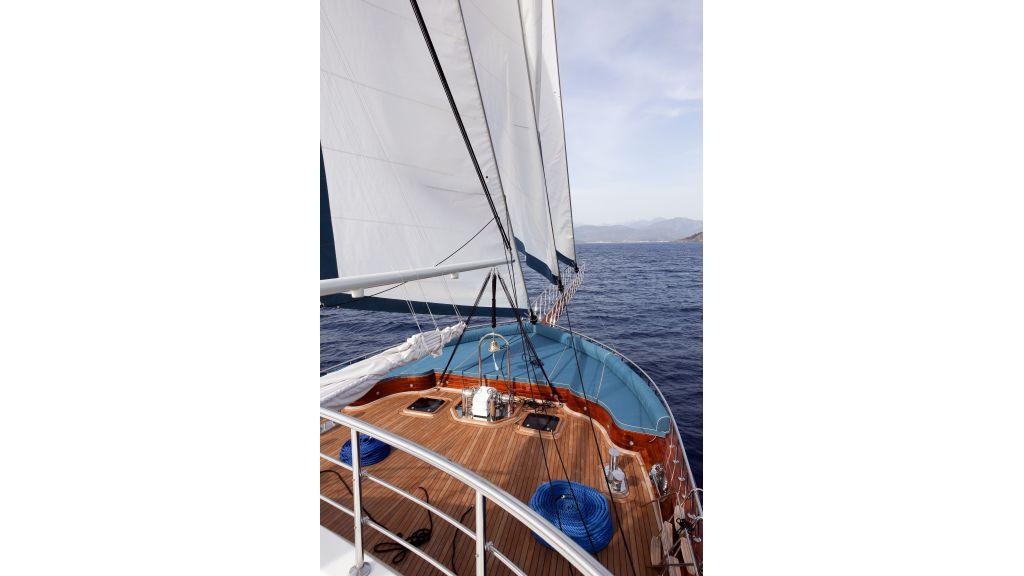 Queen Atlantis motor sailor (8)