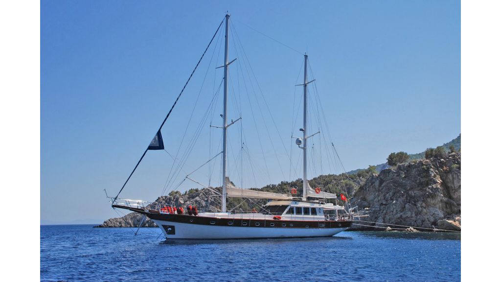 27.20m Gulet For Sale (1)