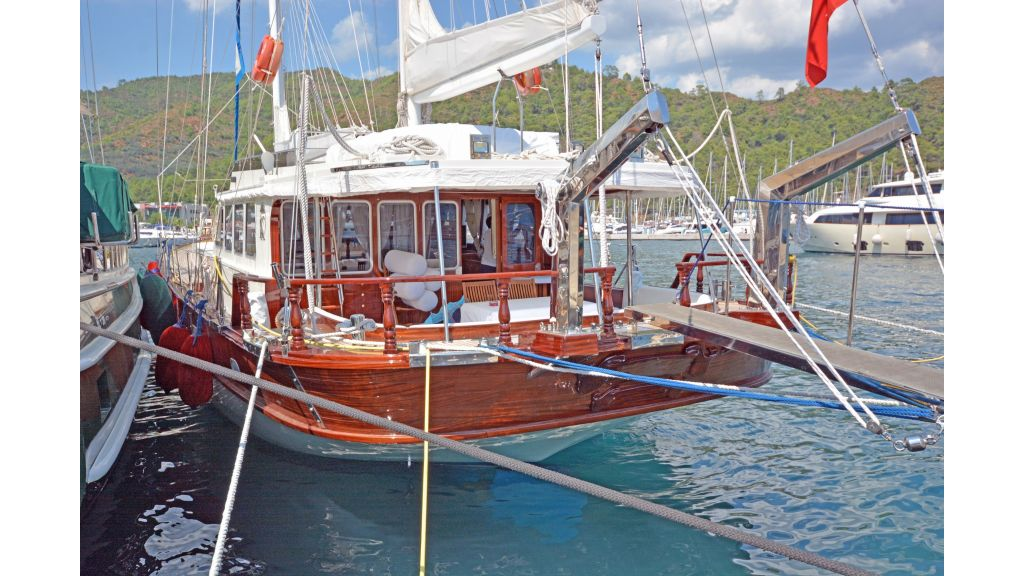 27.20m Gulet For Sale master..