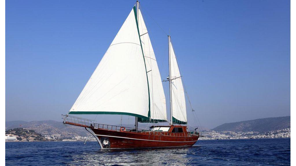 Blue days charter gulet (25)