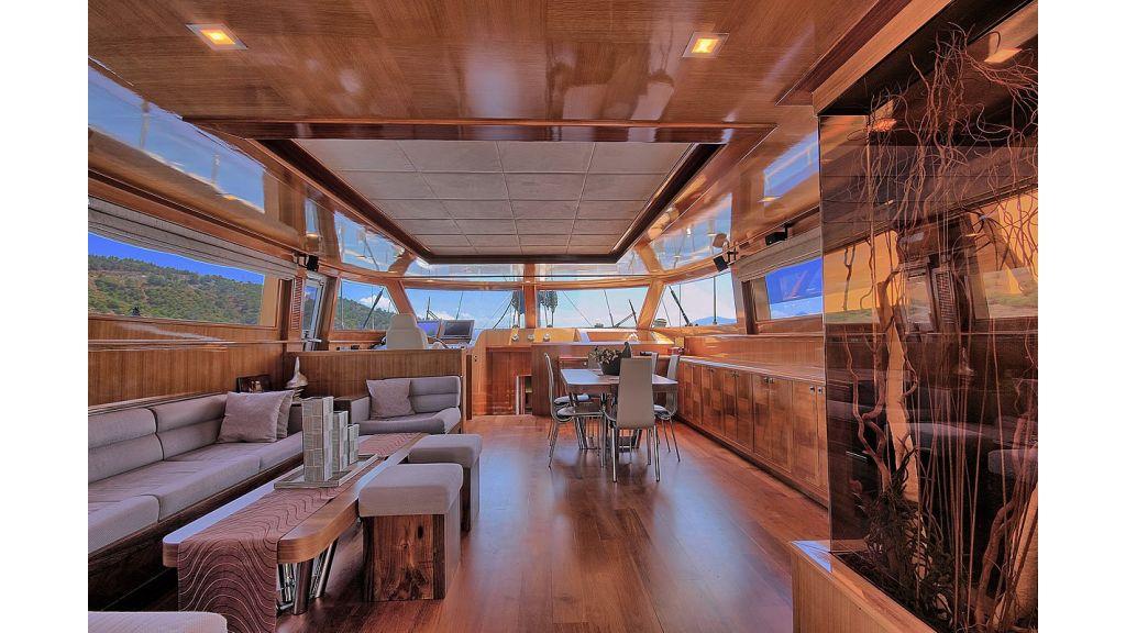 Sailing-Yacht Silver K master