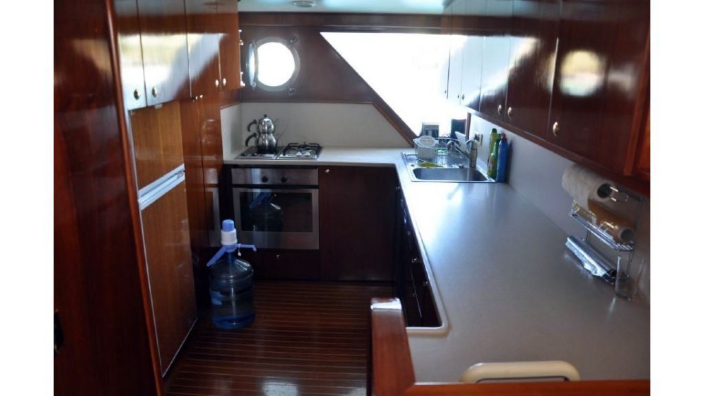 1975 Built Steel Motor Yacht (16)