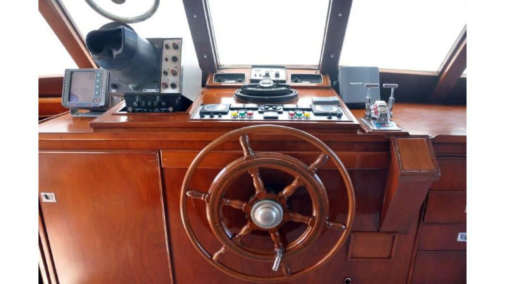 1975 Built Steel Motor Yacht (18)