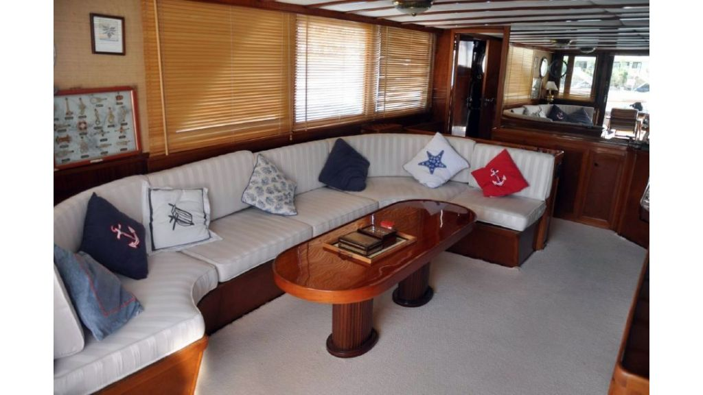 1975 Built Steel Motor Yacht (9)