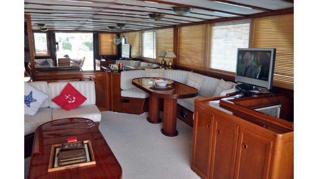 1975 Built Steel Motor Yacht-master