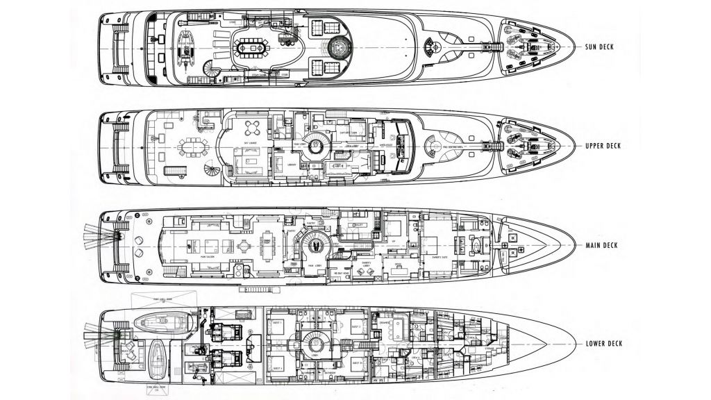 2010 Builder Turqkuoise steel yacht (32)