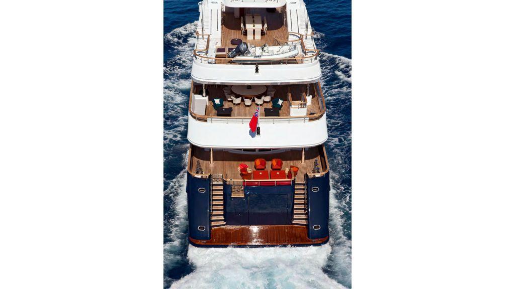 2010 Builder Turqkuoise steel yacht (33)