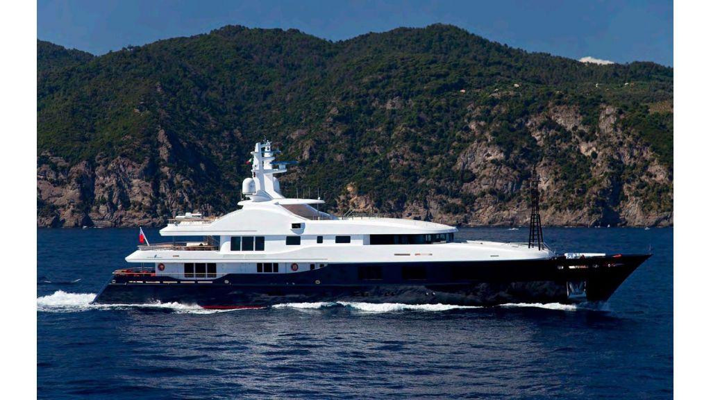 2010 Builder Turqkuoise steel yacht (34)
