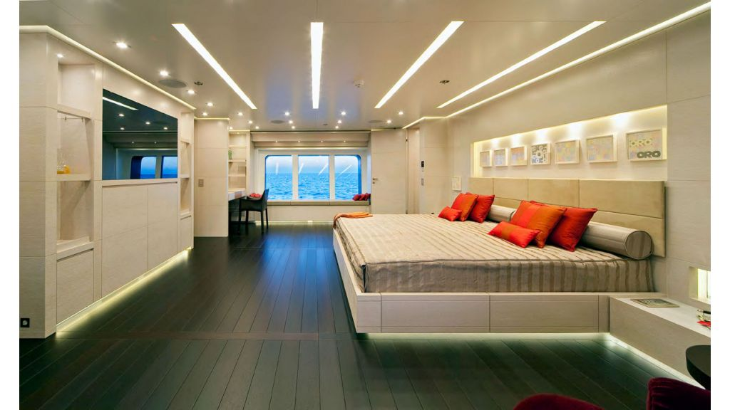 2010 Builder Turqkuoise-steel yacht-master