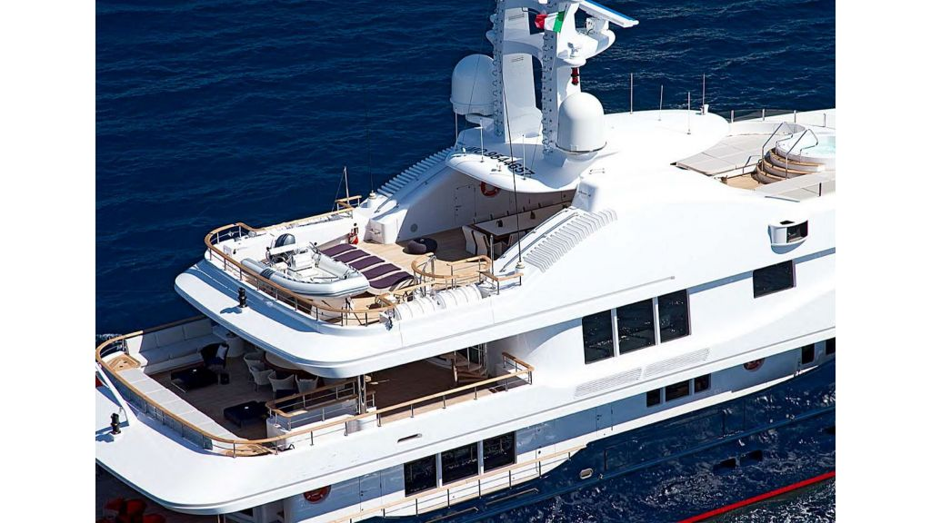 2010-Builder Turqkuoise steel yacht master
