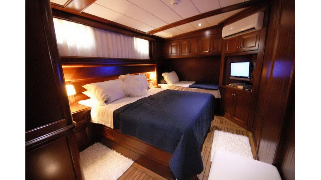 3 Cabin Luxury Gulet (22)