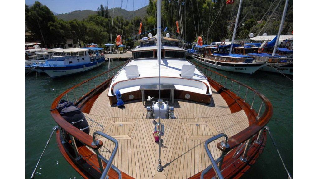 3 Cabin Luxury Gulet (27)