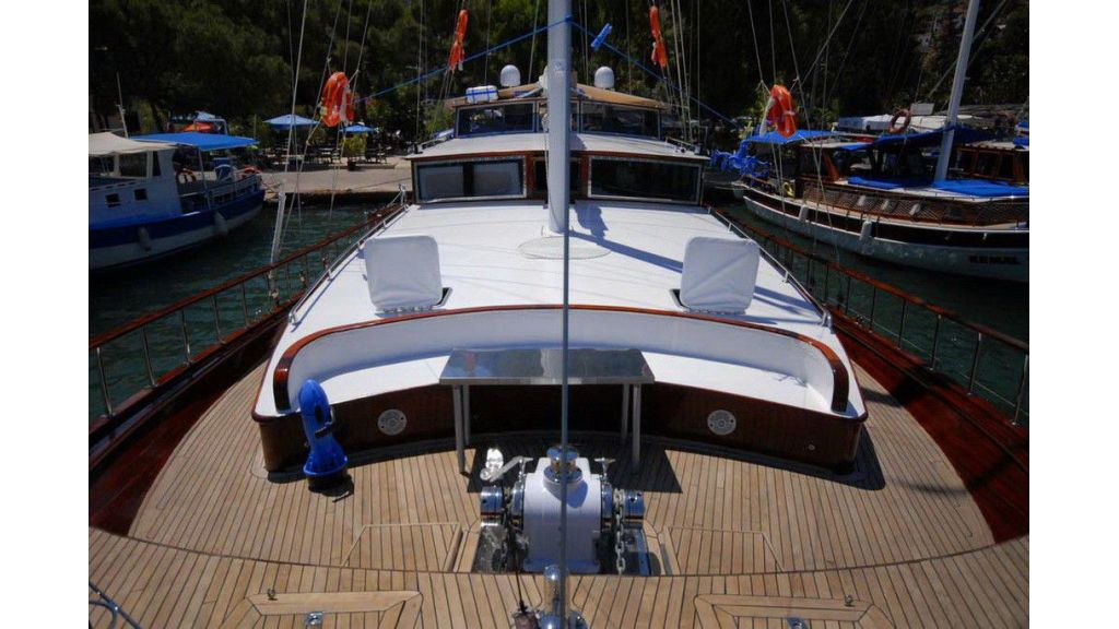 3 Cabin Luxury Gulet (28)
