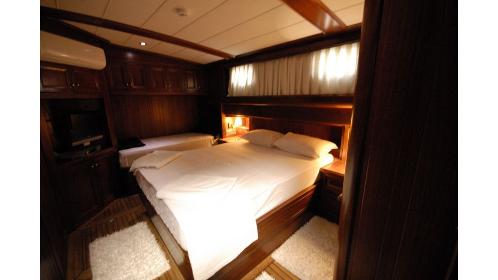 3 Cabin Luxury Gulet (5)
