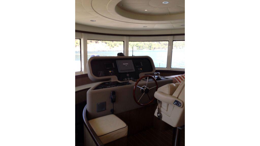 Apreamare Maestro-65 Motor Yacht-master