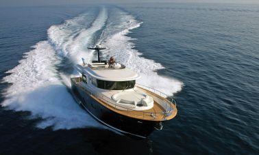 Apreamare Maestro-65 Motor Yacht master