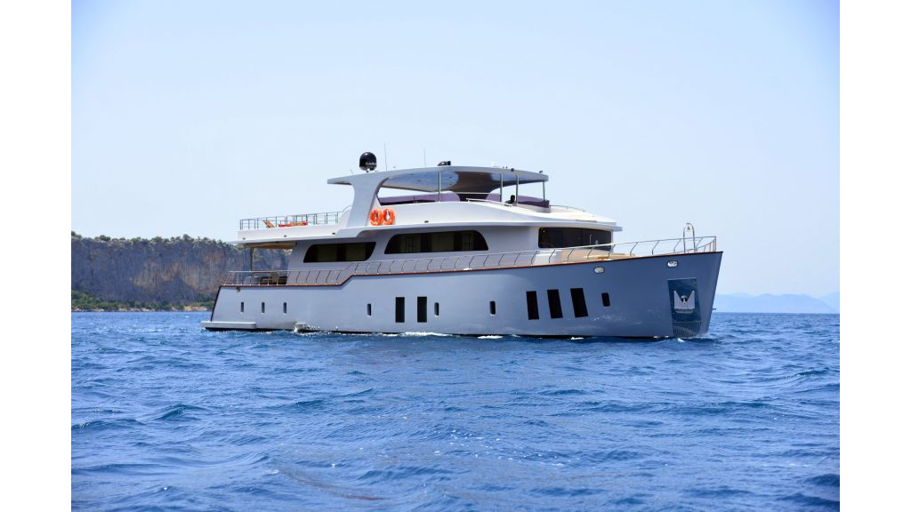 Custom Design Trawler 26 M For Sale (13)