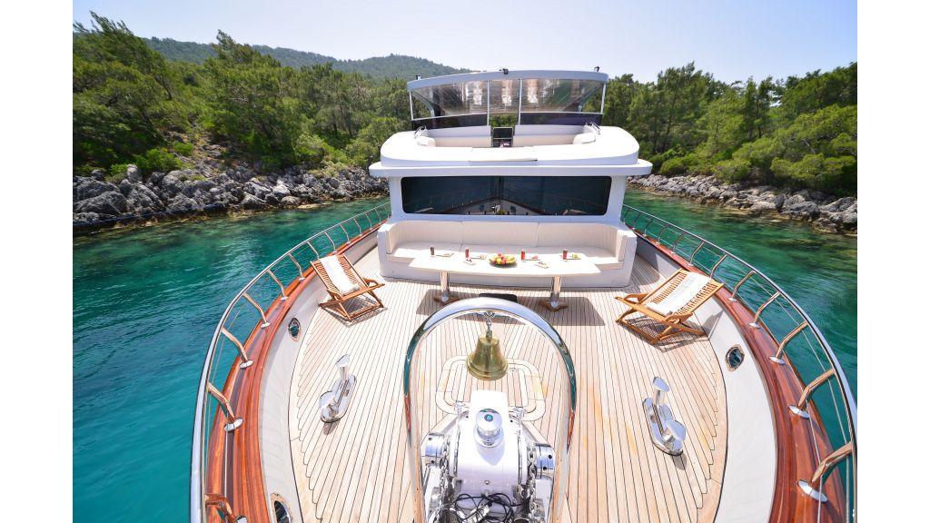 Custom Design Trawler 26 M For Sale (16)