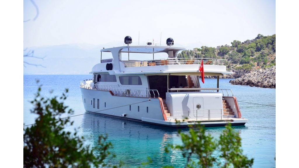 Custom Design Trawler 26 M For Sale (30)