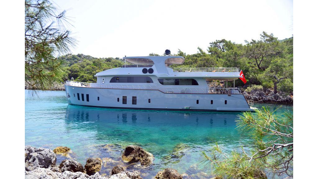 Custom Design Trawler 26 M For Sale (32)