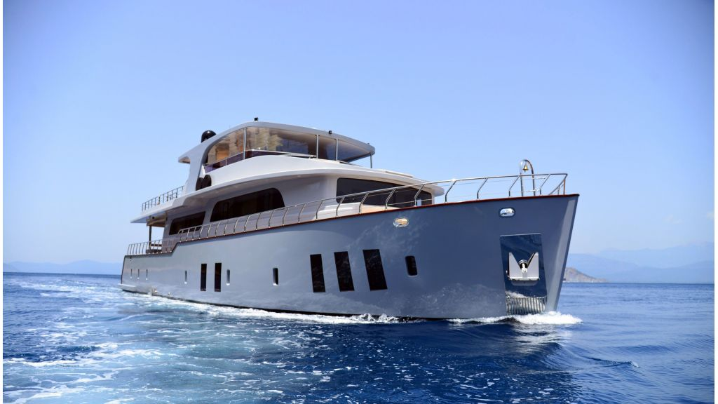 Custom Design Trawler 26 M For Sale (6)
