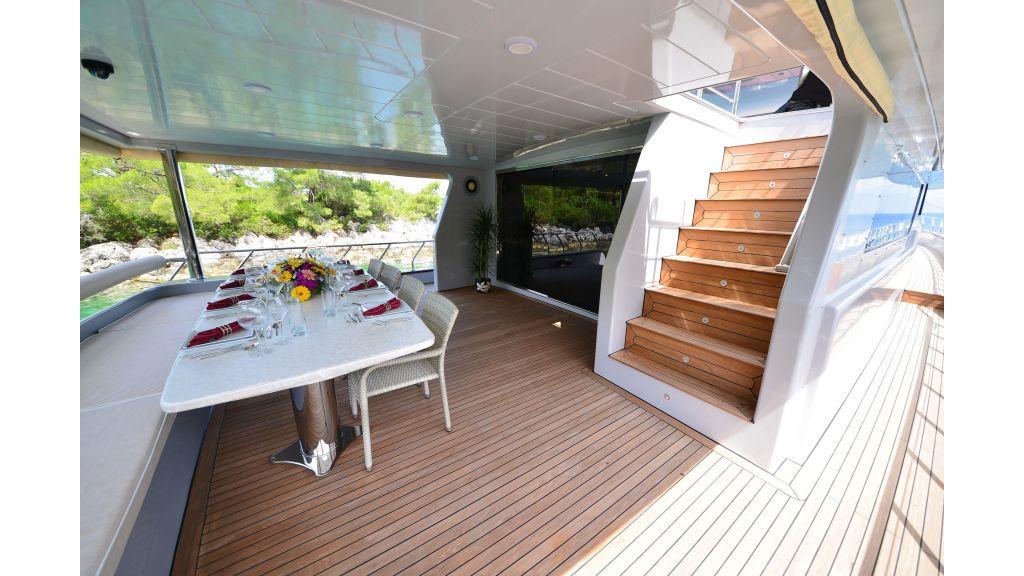 Custom Design Trawler 26 M For Sale-master