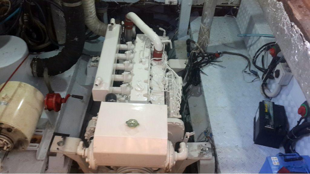 Fethiye Built Transom Gulet (25)