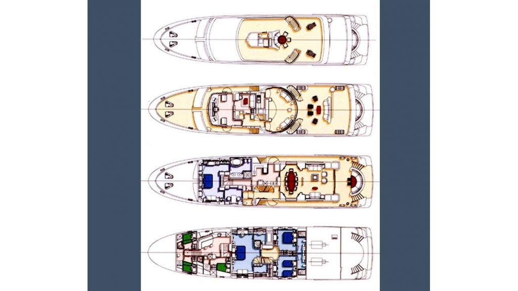 Ocean Explorer 33 m Motor Yacht (5)