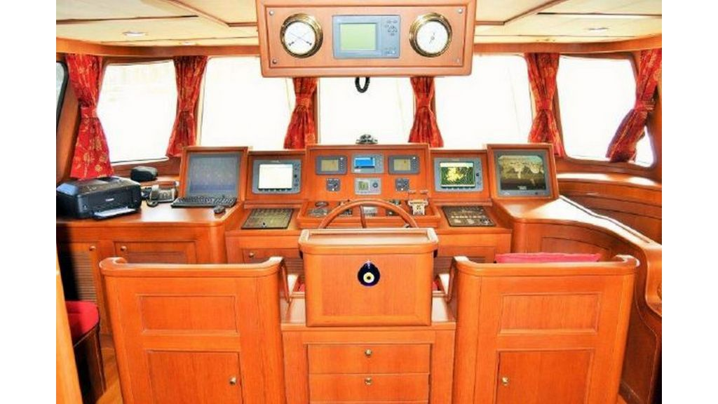 Ocean Going-Steel Trawler-(29)