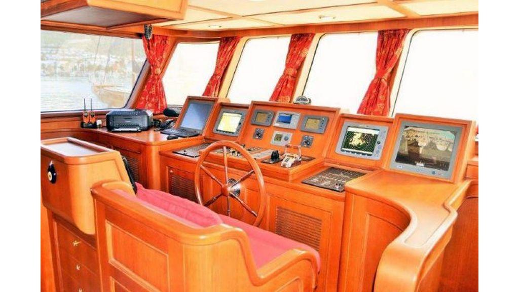 Ocean Going-Steel Trawler-(30)