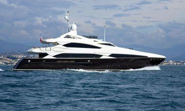 Sunseeker 37 M Motor Yacht master