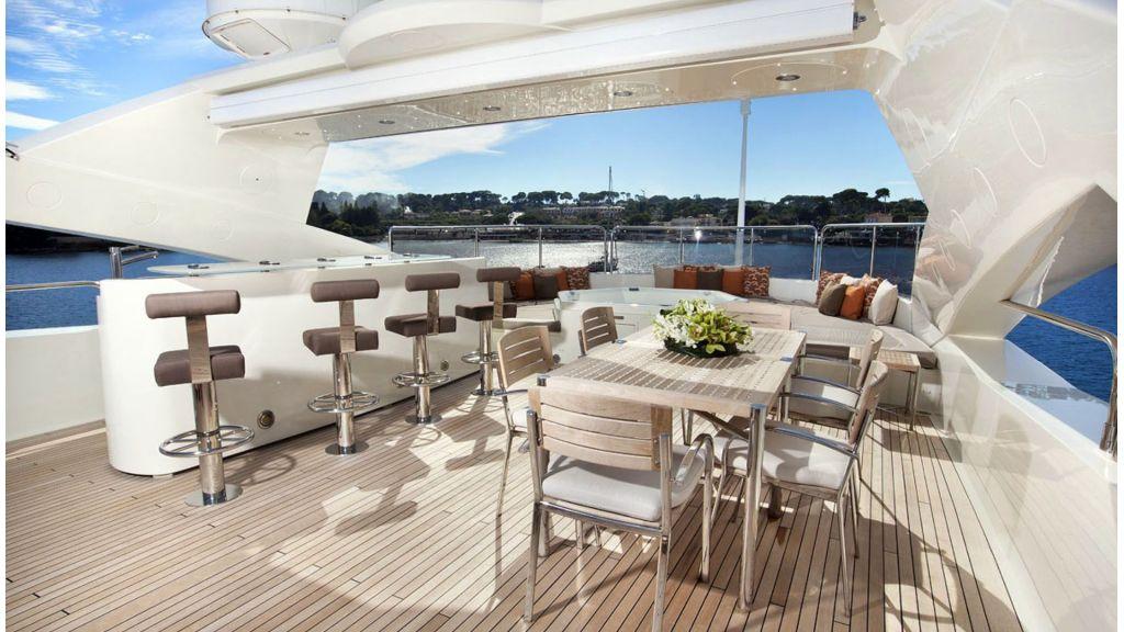 Sunseeker 37-M Motor Yacht master