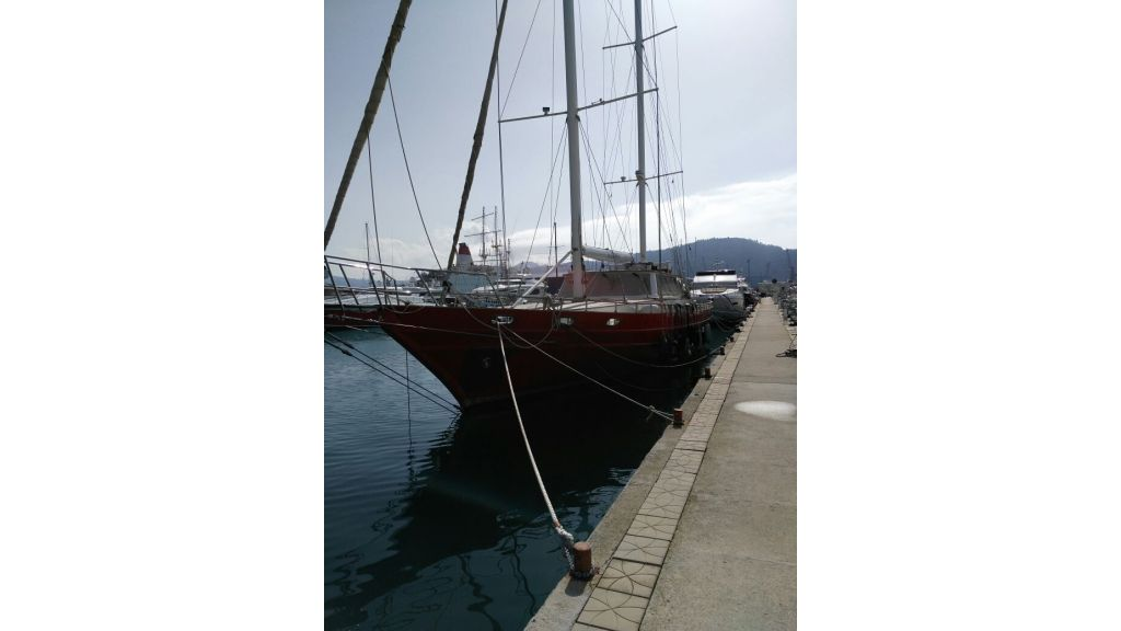 Wooden Gulet for Sale (1)