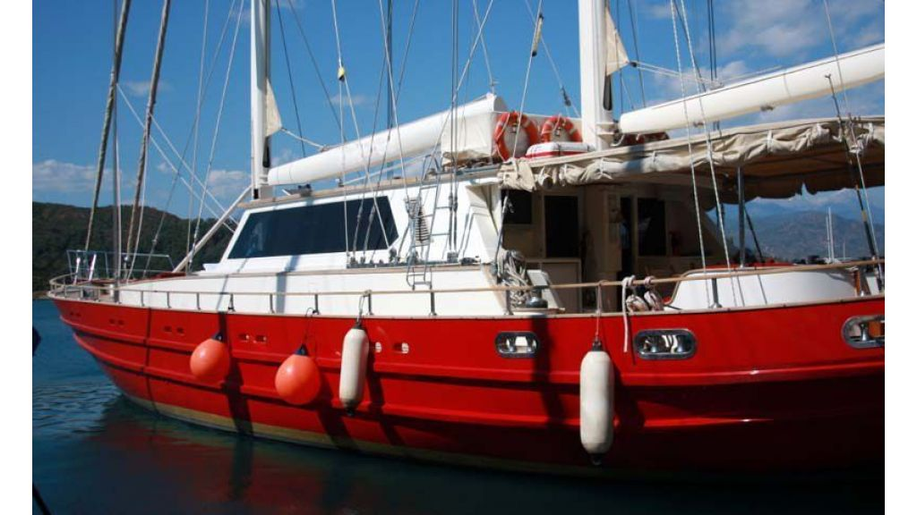WOODEN GULET FOR SALE,