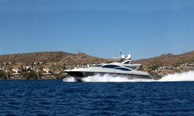 Azimut 103 S Motor Yacht master