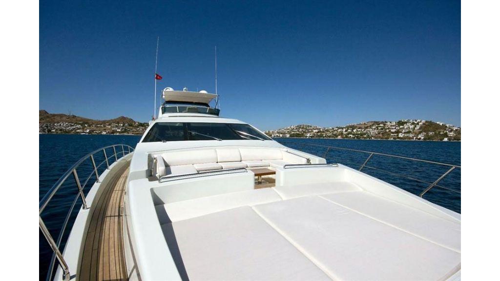 Azimut 103 S Motor Yacht-master.
