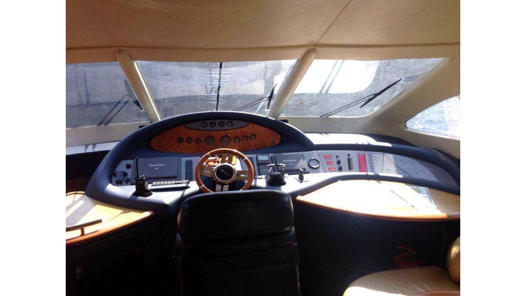 Azimut 62 motor yacht for sale  (11)