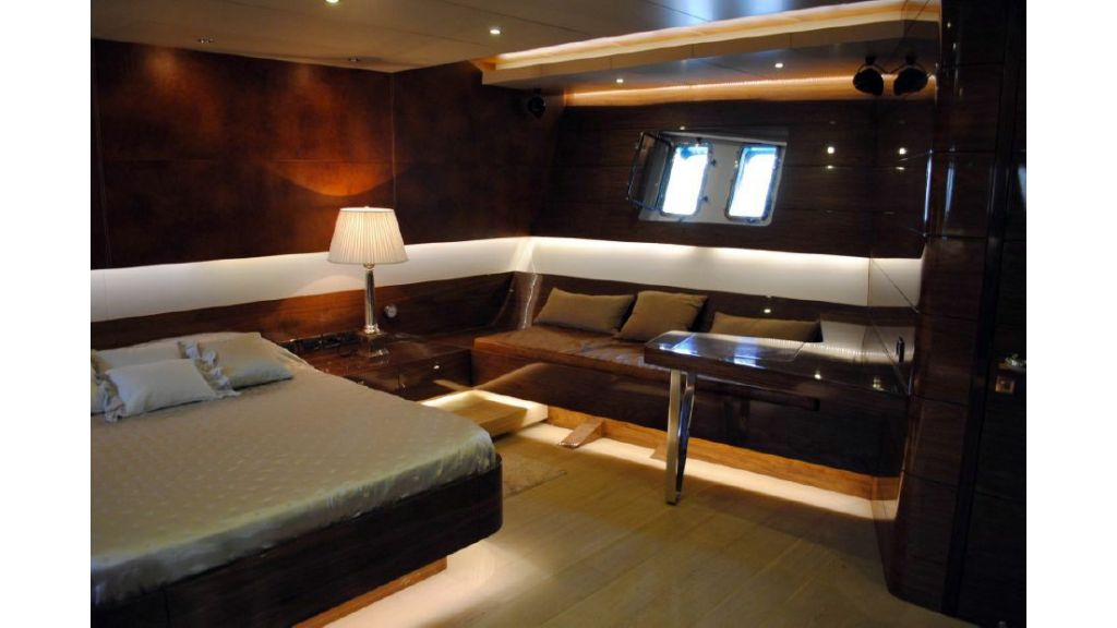 Custom Designe Sailing Yacht (19)