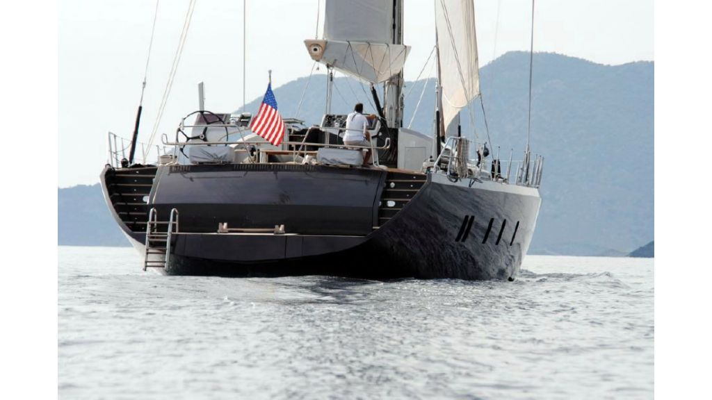 Custom Designe Sailing Yacht (2)