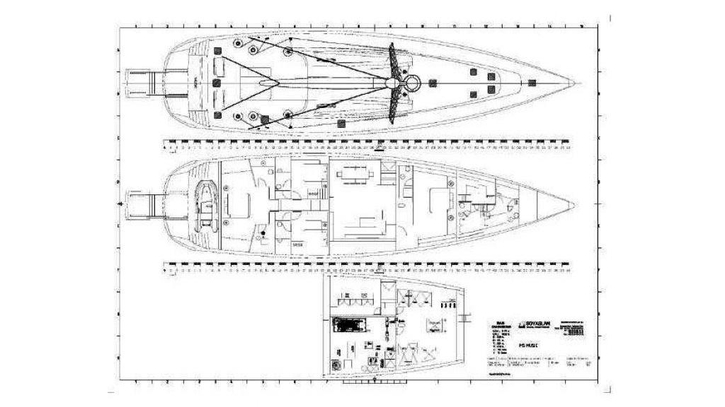 Custom Designe Sailing Yacht (25)