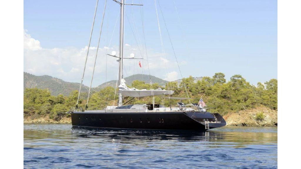 Custom Designe Sailing Yacht (3)