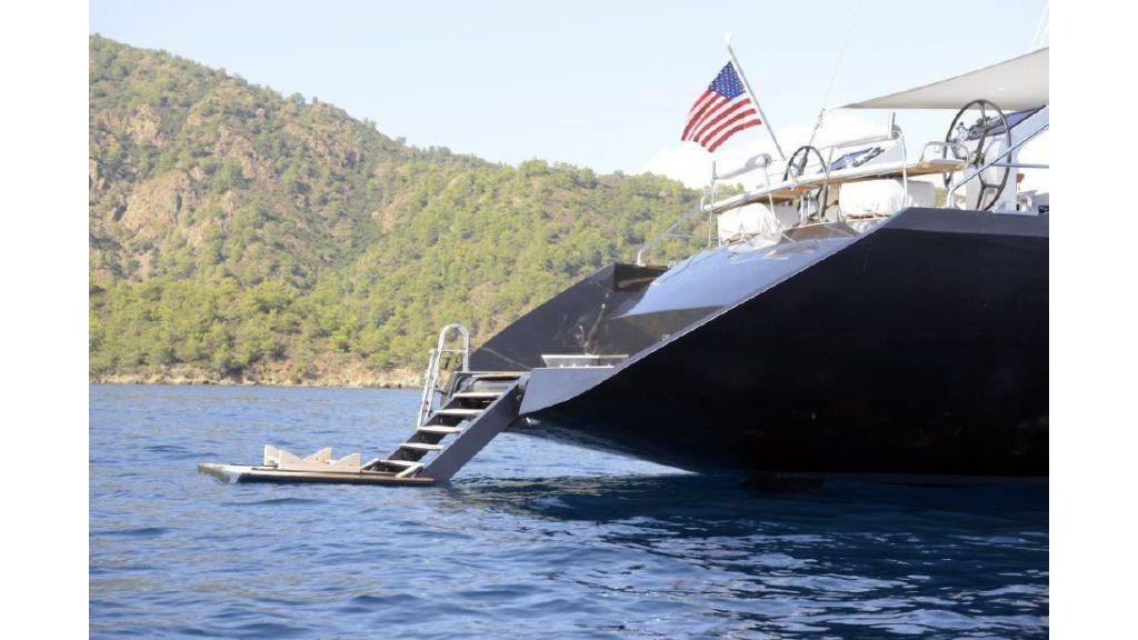 Custom Designe Sailing Yacht (4)