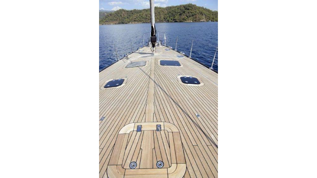 Custom Designe Sailing Yacht (5)