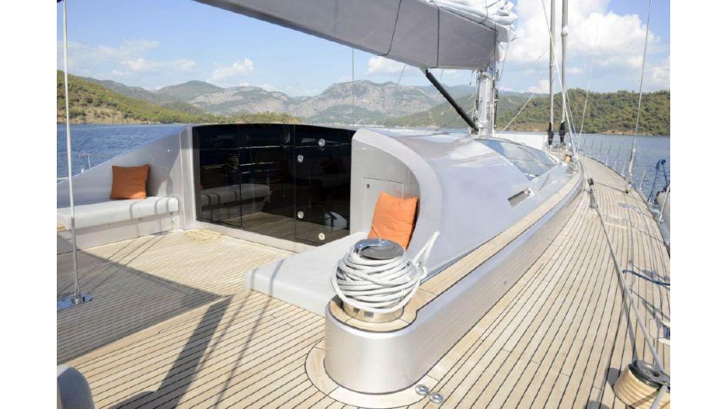 Custom Designe Sailing Yacht (6)