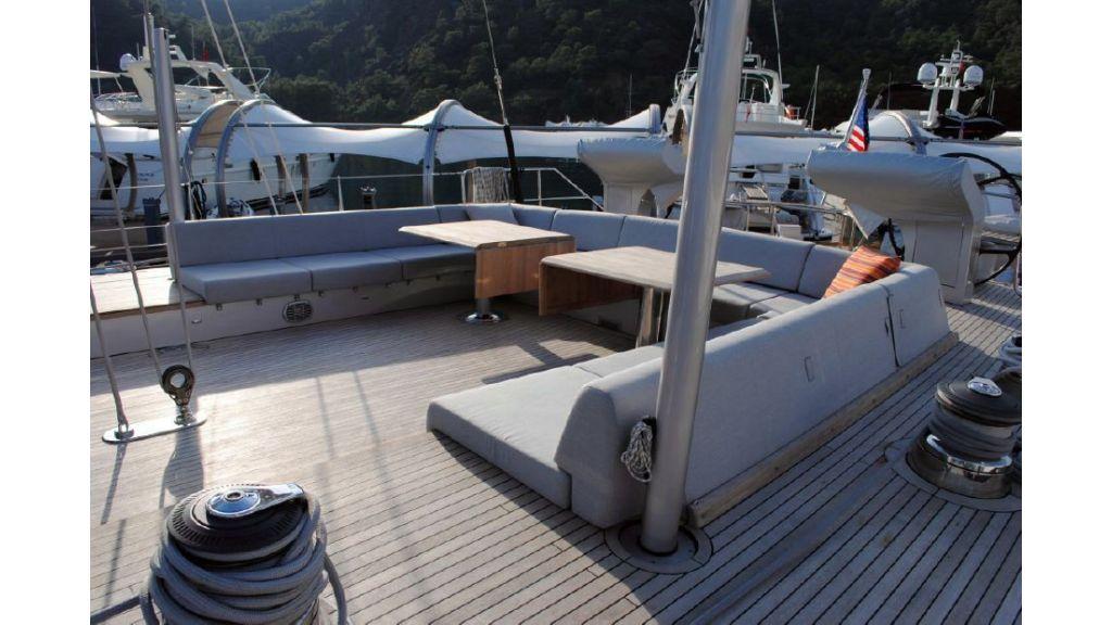 Custom Designe Sailing Yacht (7)