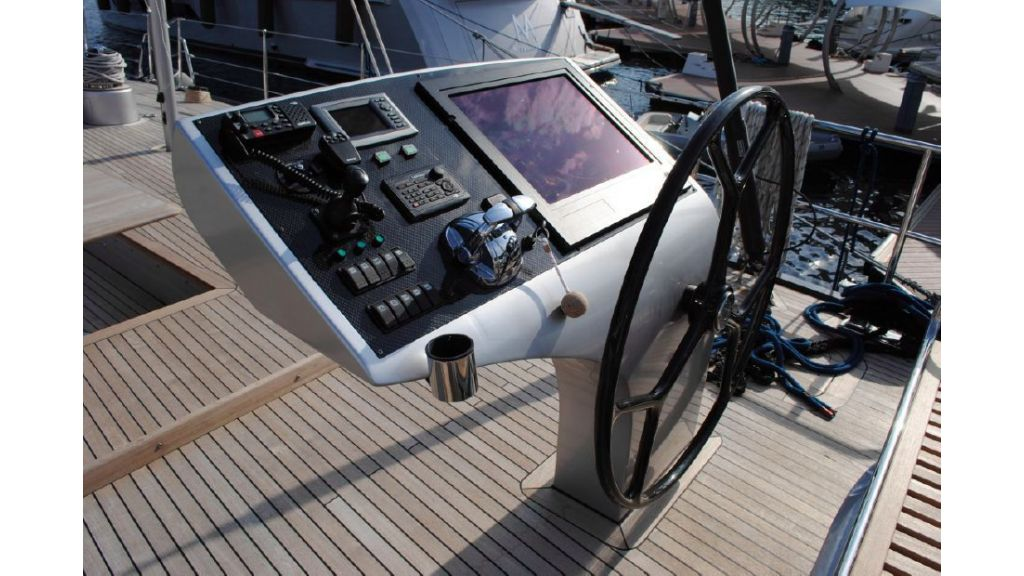 Custom Designe Sailing Yacht (9)