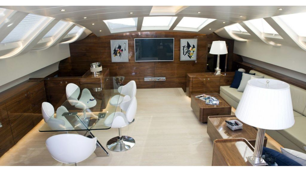 Custom Designe Sailing Yacht master